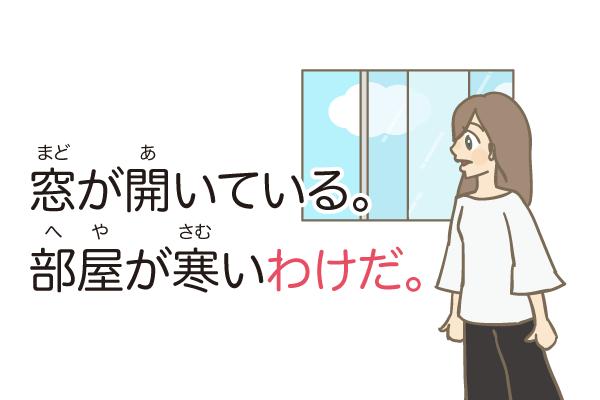Những ngữ pháp liên quan わけ  (1)